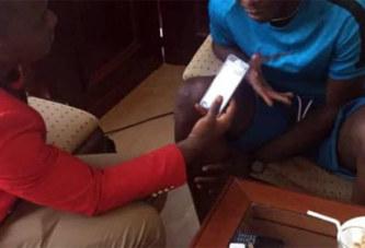 Aristide Bancé à propos de sa carrière: « je doute entre faire un choix financier ou sportif »