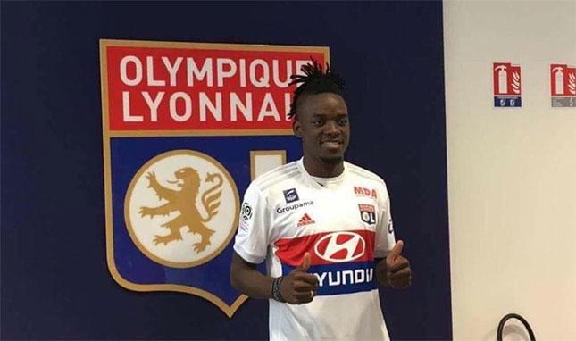 Maillot Olympique Lyonnais Bertrand TRAORE