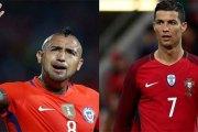 """VIDAL : """"Ronaldo est un petit c**. il n'existe pas pour moi"""""""