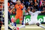 Match amical contre la Hollande: La Côte D'Ivoire massacrée 5 buts à 0