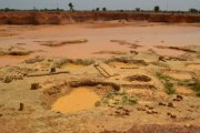 Eboulement à Zongo : 5 enfants engloutis par cette terre…nourricière