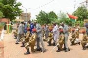 Forces armées nationales : 18 sous-lieutenants reçoivent leurs épaulettes