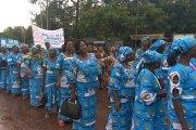 Bobo Dioulasso: les chrétiens marchent pour la paix