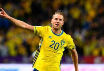 Football: La France perd le nord en Suède