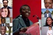 En France 9 députés français d'origine Africaine feront leur entrée au Palais Bourbon