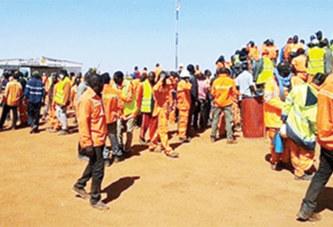 Société des Mine de Bélahouro (SMB-SA): Les employés remontés contre le ministre des mines plus que déterminés à défendre leurs intérets