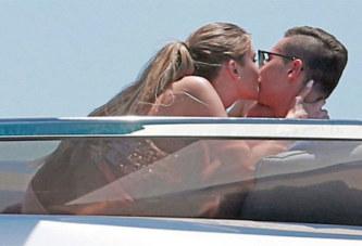 Scandale: l'attaquant du PSG Julian Draxler pris en flagrant délit d'infidélité (PHOTOS)
