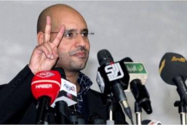 Libye:La Brigade Abou Bakr al-Sadiq libère le fils de Kadhafi, Saïf al-Islam