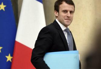 France : Macron n'est pas loyal dixit Najat Vallaud-Belkacem