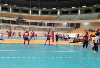 Volley Ball: La Côte d'Ivoire et le Burkina Faso en finale du championnat de l'OLAO