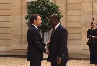 Côte d'Ivoire: Macron tord le bras à Ouattara sur le métro d' Abidjan