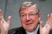 Le numéro 3 du Vatican inculpé pour pédophilie en Australie