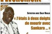 Salif Daillo «mourir avec Sankara»| Au delà du buzz, un fait: Blaise Compaoré était malade