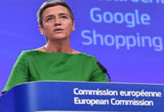 Découvrez l'amende record que l'Union Européenne a infligé à Google