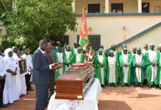 Burkina Faso: Dr Dieudonné Valère SOME  fait Officier de l'Ordre National à titre posthume