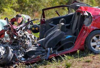 La police a retrouvé une femme de 32 ans morte dans un accident – ouvre son Facebook et réalise la terrible vérité