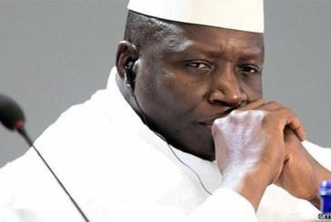 La famille de yahya Jammeh restée en Gambie crie famine