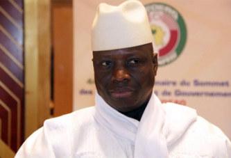 Gambie: Jammeh appelle au calme et annonce son retour au pays