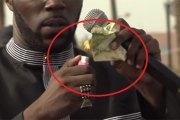 Sénégal : l'activiste Kémi Séba arrêté pour avoir brûlé un billet de F Cfa