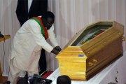 Décès de Salif Diallo: ultime hommage à l'hémicycle