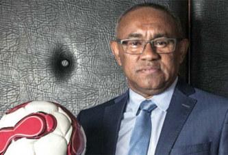 Football: le président de la CAF attendu à Ouagadougou ce jeudi