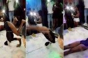 Elle se brise le cou lors d'une danse dans une boite de nuit (âmes sensibles s'abstenir)