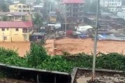 Sierra Léone: Des coulées de boues font 18 morts à Freetown, des centaines de disparus