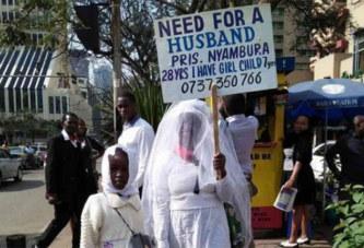 Kenya: En Robe de mariée, une kényane à la recherche de l' âme sœur à Nairobi