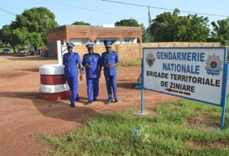 Démantèlement d'un réseau de faussaires dans la composition des concours de la Fonction publique session 2017 par la Brigade territoriale de Gendarmerie de Ziniaré