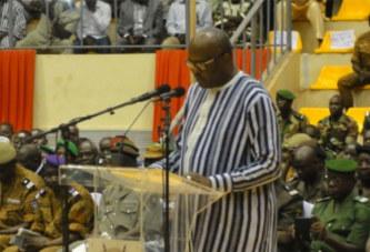 Hommage à Salifou Diallo: le discours intégral de Roch Kaboré