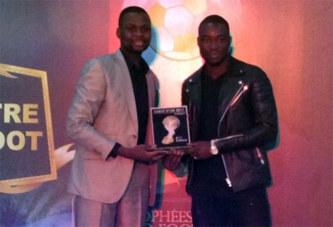Sabot d'or 2017: Ousmane SYLLA, meilleur joueur de l'année