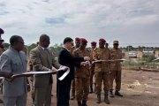 Kamboinsin: un nouveau champ de tir pour renforcer les capacités opérationnelles de l'armée