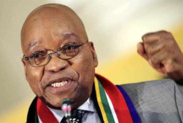 Afrique du Sud: Le Parlement rejette la motion de défiance contre le président Jacob Zuma