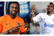 Football : Samuel Eto'o , Adébayor… « Rois » en Turquie
