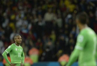 Battue par la Zambie, l'Algérie est quasiment éliminée de la course au Mondial 2018