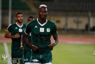 Aristide Bancé: « Je touchais 20 000 CFA au Santos»