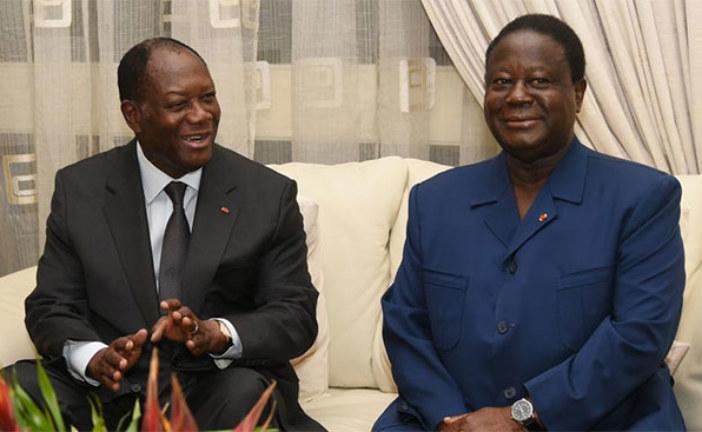 Côte d'Ivoire : Rencontre de Soro et Bédié ce mercredi à Daoukro