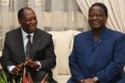 Côte d'Ivoire : Ouattara et Bédié, le divorce ?