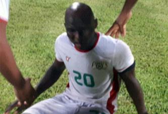 Match Burkina – Sénégal : Yacouba Coulibaly s'est écroulé après le match