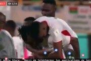 Mondial 2018: Les Étalons reviennent de loin et arrachent le nul  face au Sénégal