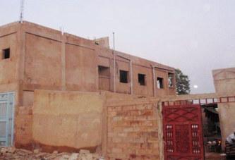 Ouaga : l'effondrement d'un bâtiment en construction fait un mort et 3 blessés