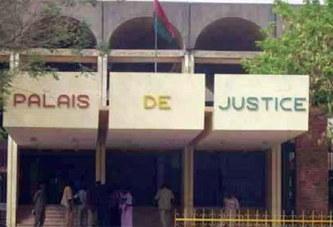 Tribunal de Koudougou : Un 2ème greffier en chef aux arrêts pour une affaire de concussion