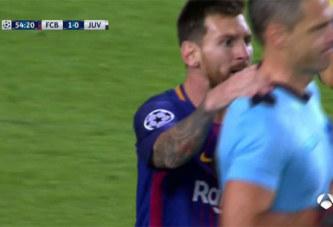 Messi méritait-il d'être expulsé pour avoir agrippé l'arbitre ?
