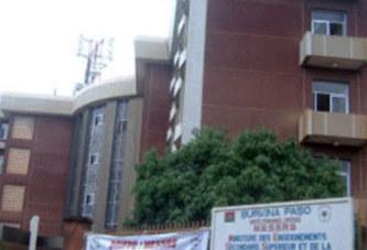 Burkina Faso : Voici la liste des instituts et universités privés qui ne respectent pas les normes du ministère
