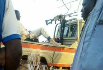 Affaire Lougou: « Les Burkinabè se sentent abandonnés par leur Etat », Jonas Bazié, envoyé spécial de Wat FM à Lougou.