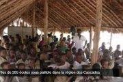 Burkina Faso:  Plus de 285 écoles sous paillote dans la région des Cascades