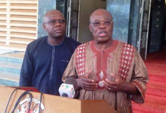Engagements de Roch Kaboré : « Il y a des difficultés au niveau de la plupart des ministères », (Dr Mathias Somé chargé de suivi des engagements du programme présidentiel)