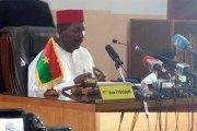 Qui est Alassane Sakandé, le nouveau président de l'Assemblée nationale du Burkina Faso?