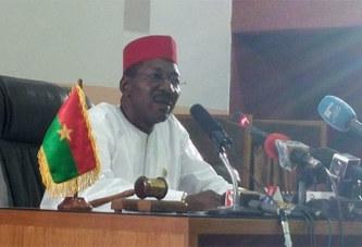 Burkina Faso: Les premiers mots de Alassane Sakandé, nouveau président de l'Assemblée nationale