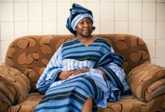Mariam Sankara : « Je ne voulais pas croire que mon mari avait été tué »  Facebook